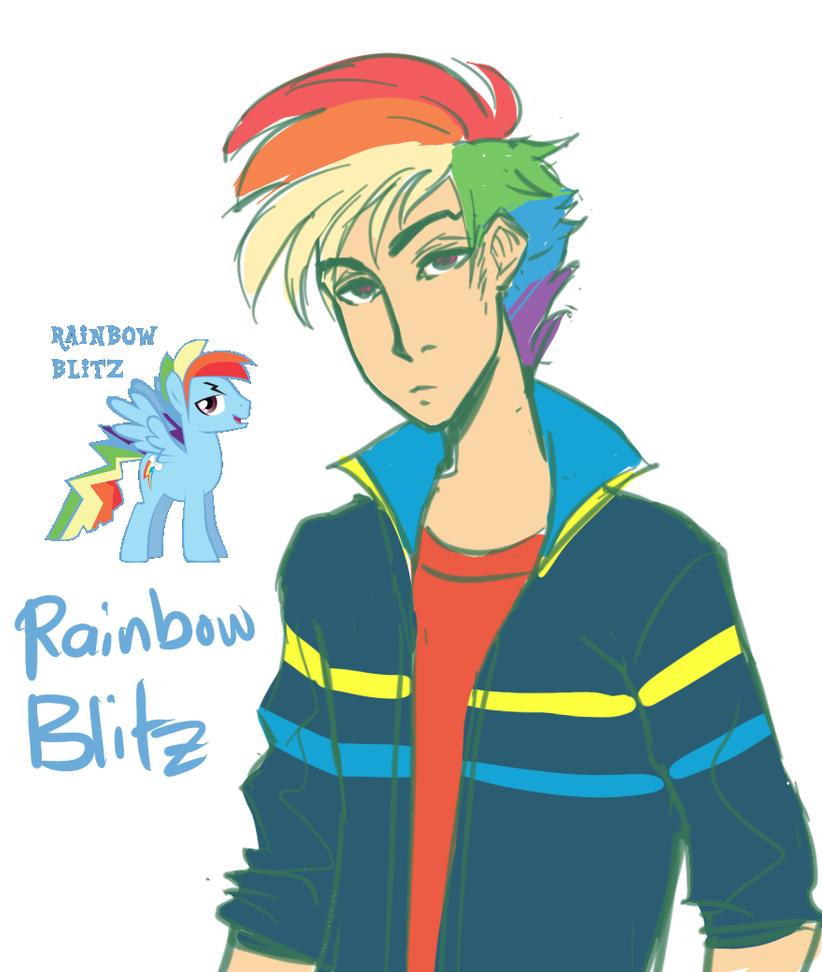 rainbow buritzu by ssenarrya