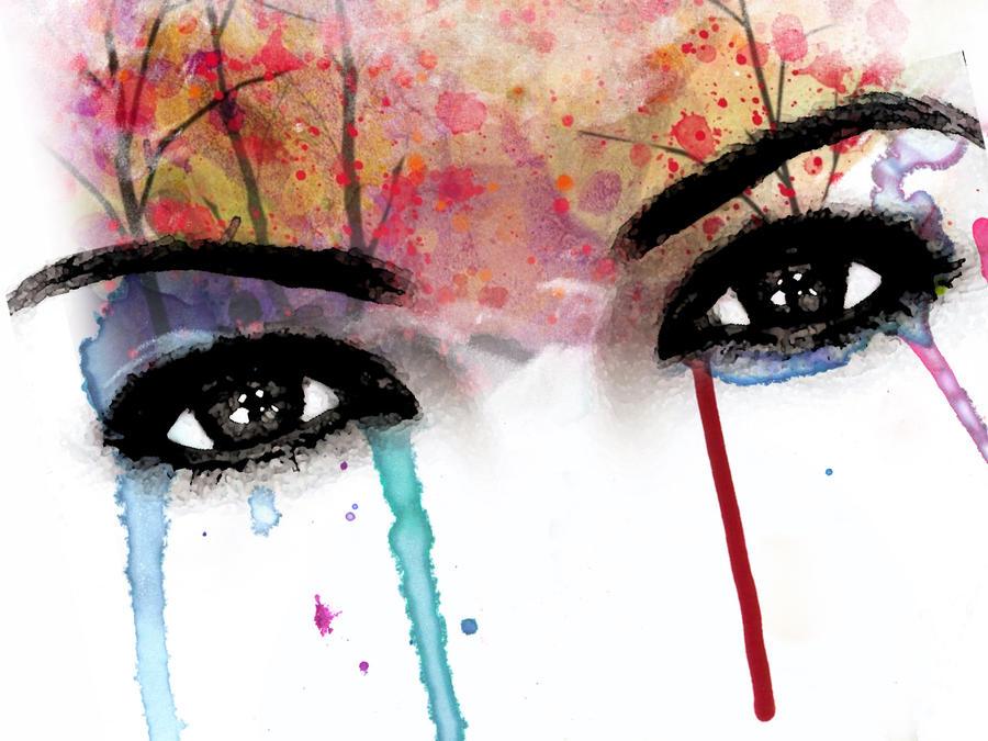Watermark Tears by Fra5er
