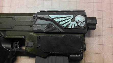 Nerf Bolt Pistol