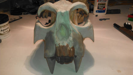 Saber Tooth Demon