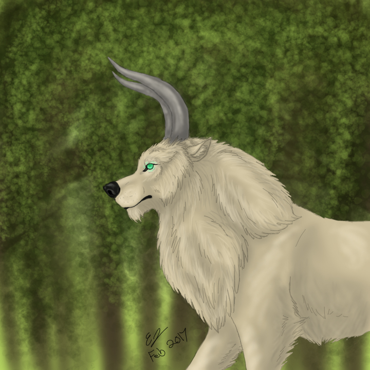 The Keeper of the Forest by EquineEmma