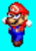 A Very Pissed Off Mario by TheLOLMinecrafter