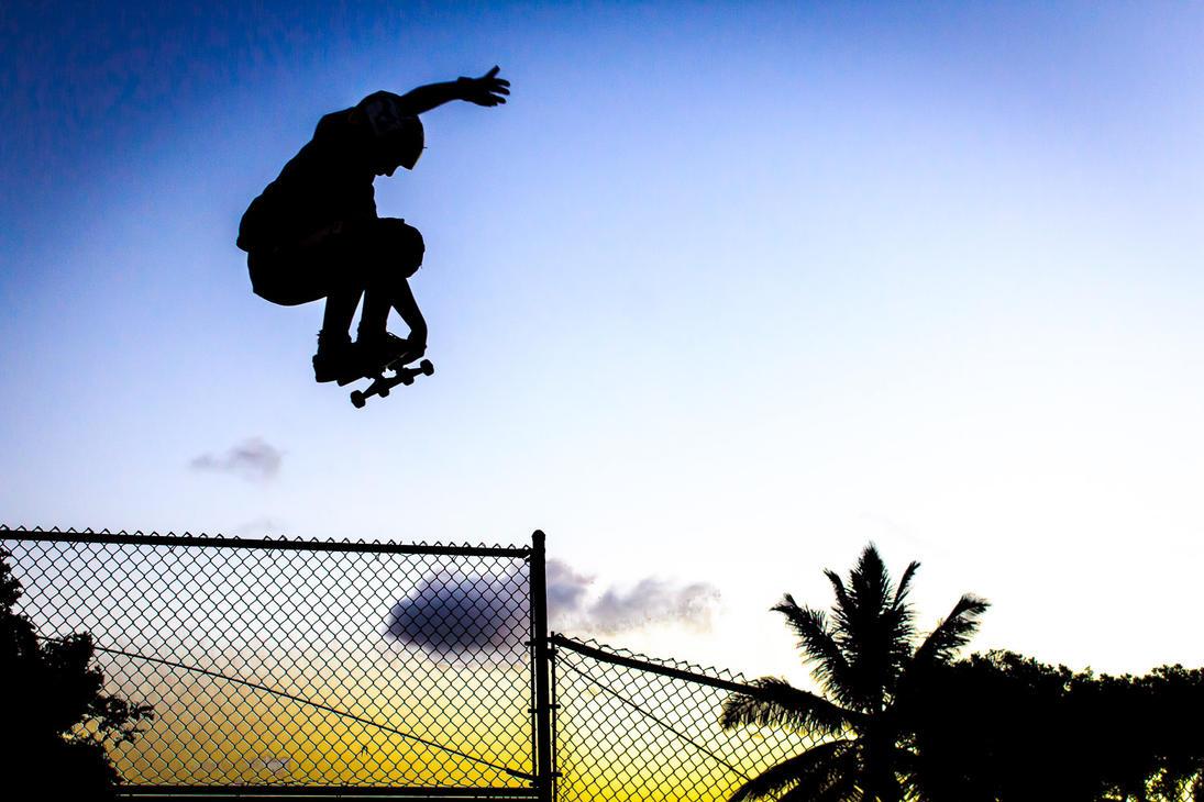 skate by Xheanort13