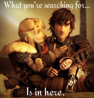 Happy Valentine's Day HTTYD and Hiccstrid FANS!!! by Korraspolarleopard