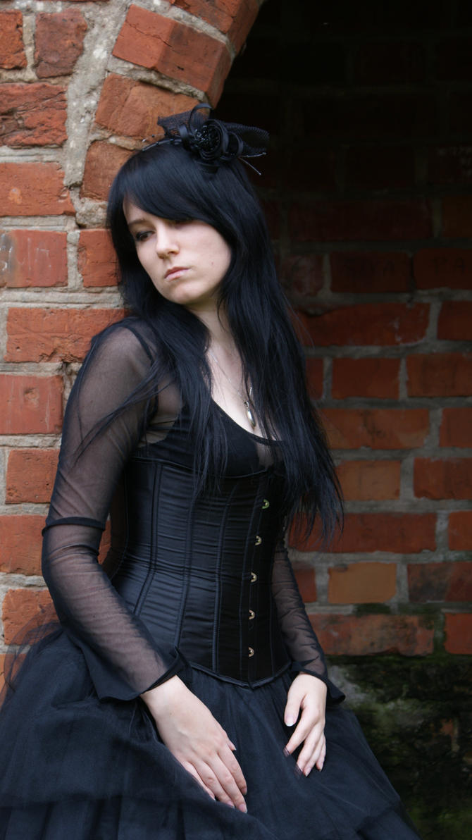 ...Gothic Queen III... by Black-Ofelia-Stock