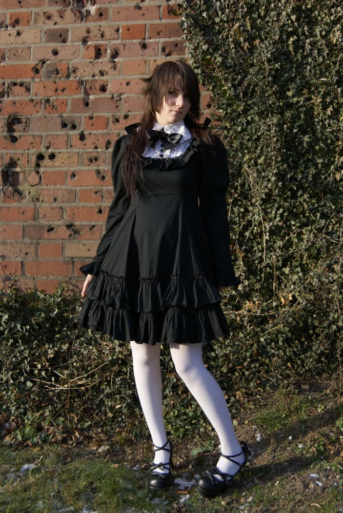 gothic lolita III by Black-Ofelia-Stock
