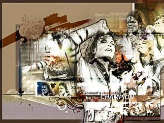 Michael The Champion by MrKandi