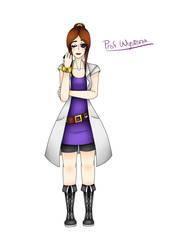 Professor Wysteria by Mizerique