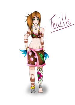 Gym Leader Feuille