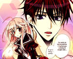Barajou no Kiss Volume 9 Chapter 41