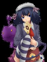 Anime Girl | Render