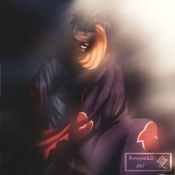 Tobi injured by Kohaku-Art