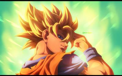 Son Goku ReColor