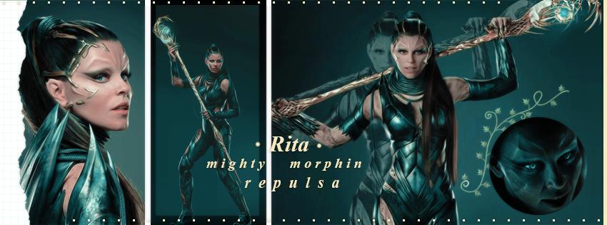 Rita Repulsa wallpaper RP by ShinningButterfly