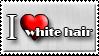 I Love White Hair