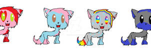5 Point Adoptables (( OPEN))