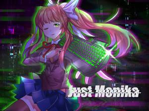 Commission Just monika
