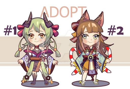 Adopt Japanese girl [Open ]