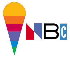 NBC's Lucky Feather logo by TimzUneeverse