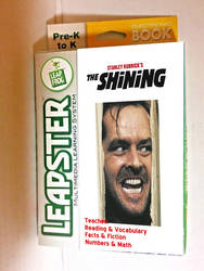 Unused Leapster Games - The Shining by TimzUneeverse
