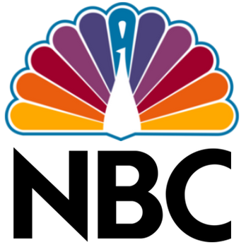 1980s NBC Peacock with 1986 Wordmark by TimzUneeverse
