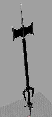 Deadly Axeblade by jamez88