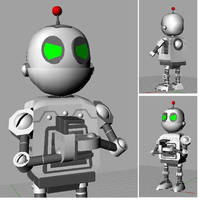 3D Clank by jamez88