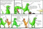 Dinosaur Fancomic