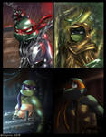 TMNT- Tell Me Who We Are