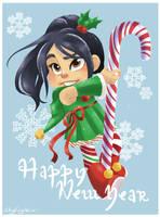 .: Happy New Year :. by xSkyeCrystalx