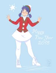 Happy New Year! by xSkyeCrystalx