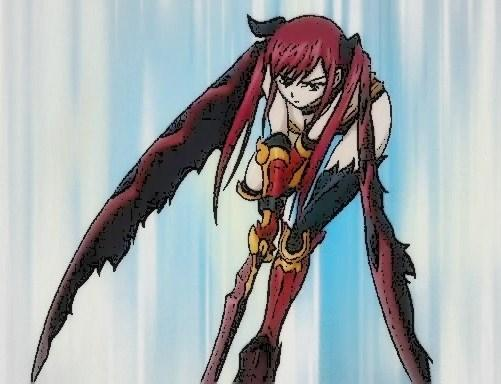 Erza: Flame Empress Armour by Aquinas5 on DeviantArt