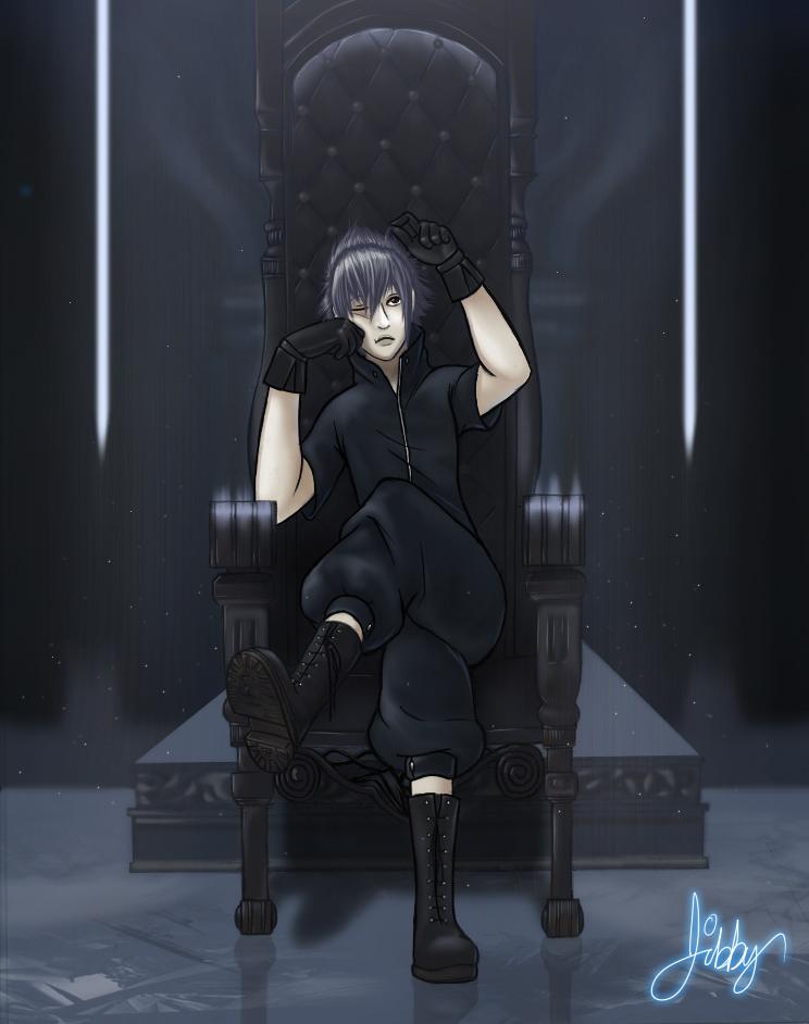 Noctis Lucis Caelum Throne Noctis Throne Related ...