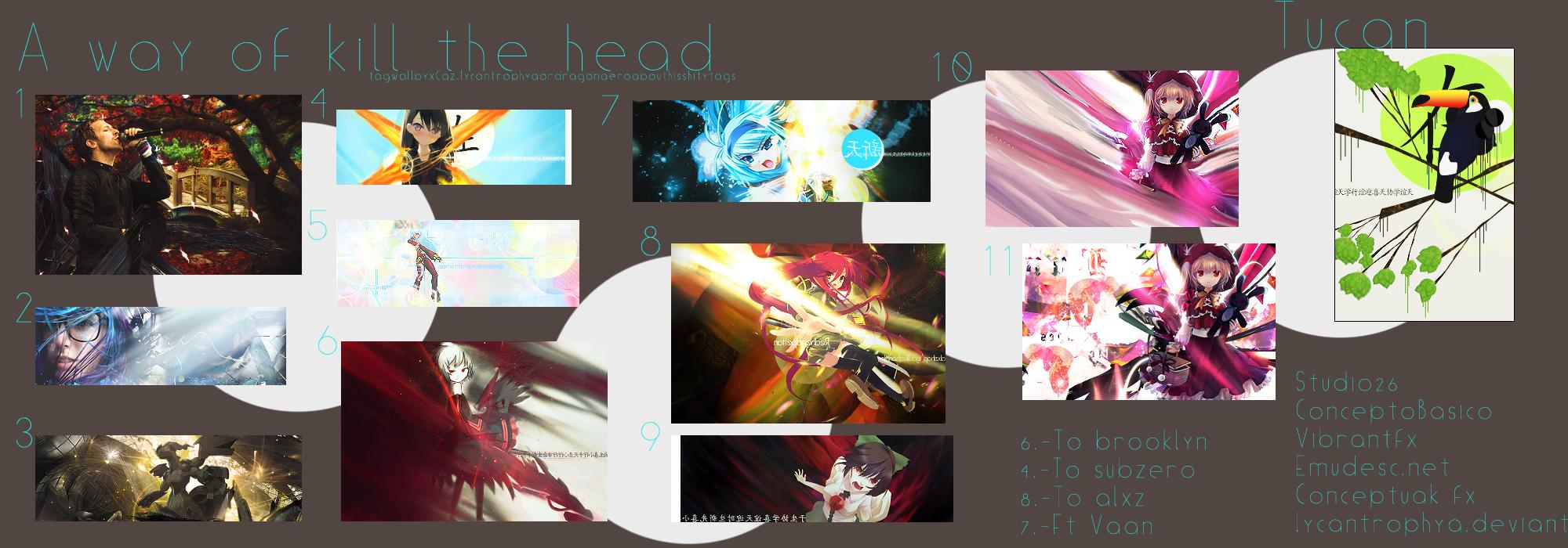 3 +1 A_way_to_kill_tha_head_by_Lycantrophya