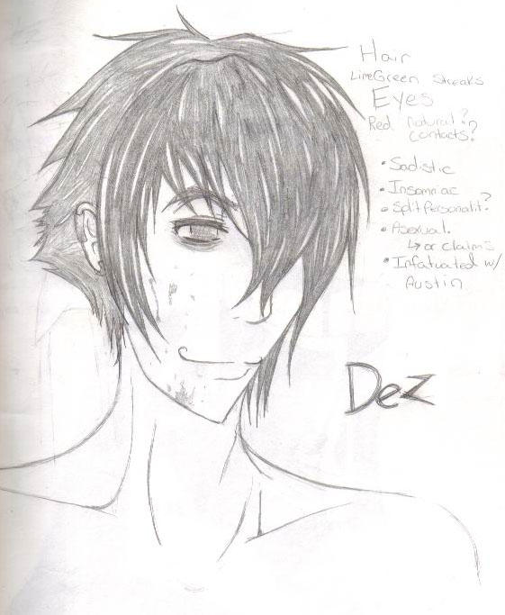 Dez Sketch