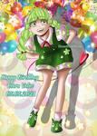Clara Valac Happy Birthday