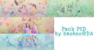 #Pack share PSD5 - by baoheo