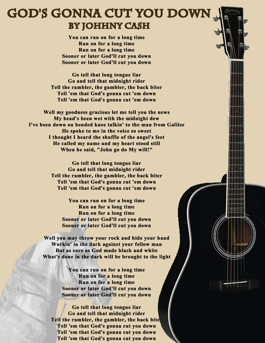 Johnny Cash:The Gambler Lyrics | LyricWiki | FANDOM ...