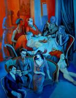 unfinished by JuliuszLewandowski