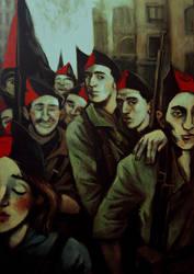 Libertad! by JuliuszLewandowski