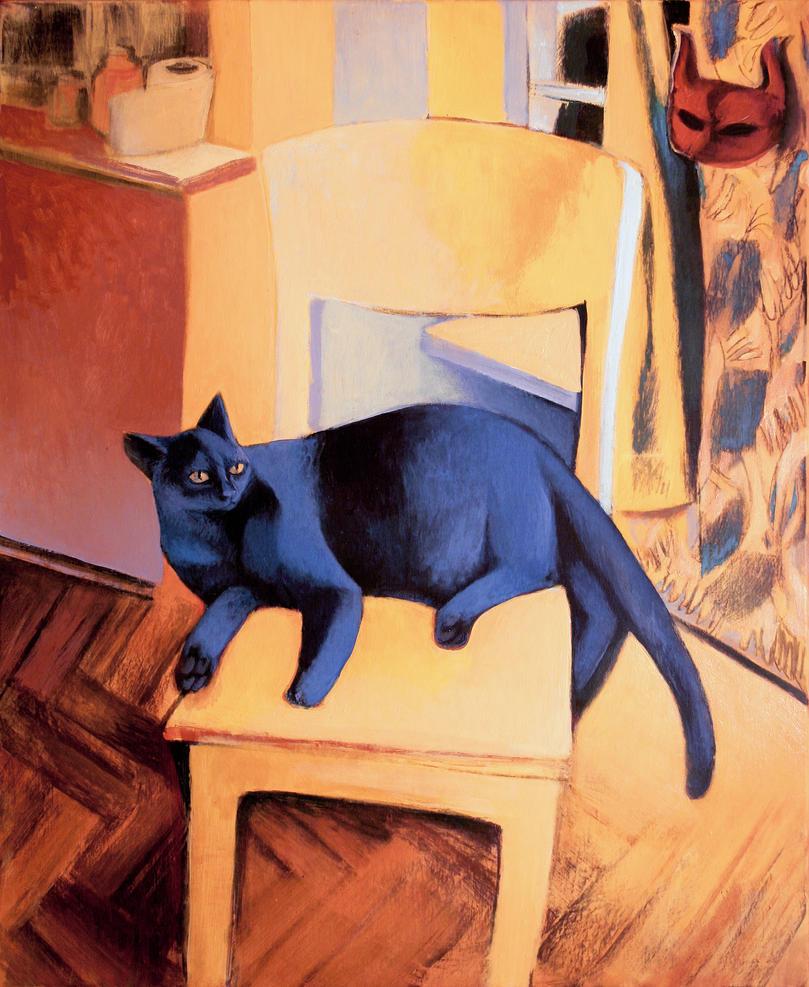 portrait of Ryjek by JuliuszLewandowski