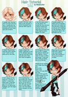 Hair Tutorial by GlassLotuses