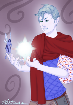 Avoler and the Fairy