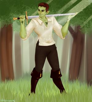 The Rune Priest