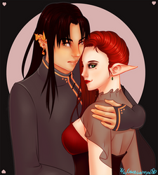 Bast and Adeline