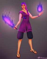 Fire Monk