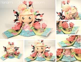 Cherry Blossom Chibi by xRcks