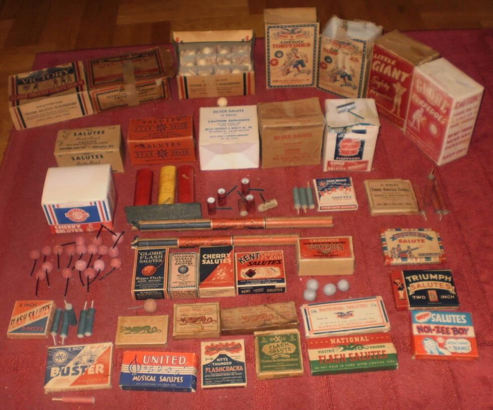 Vintage Old Firecrackers by renhoekfan on DeviantArt