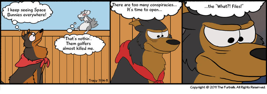 Furballed:  The What Files by twiggy-trace