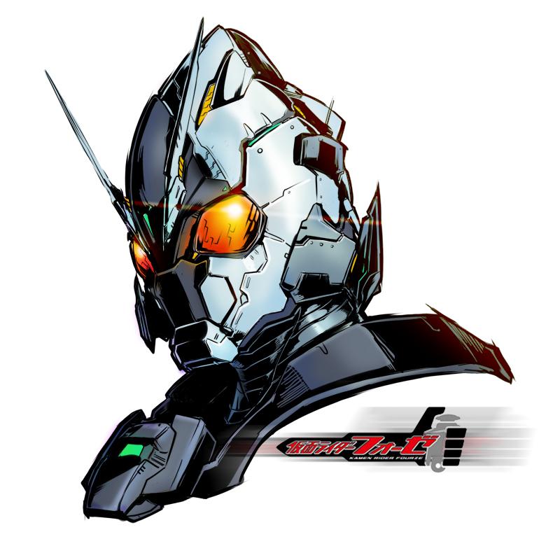 Kamen Rider FOURZE by lanbow2000